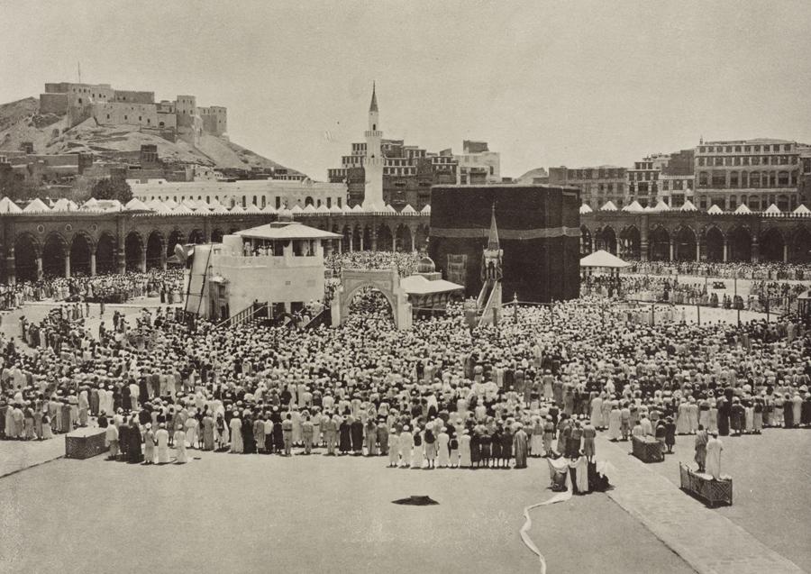Makkah old pic